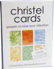 Christel Cards to raise your vibration