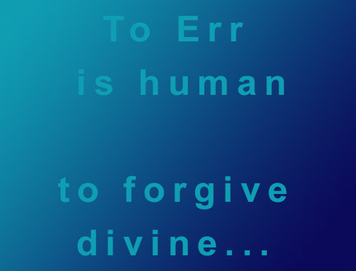 learn to forgive yourself and others. Live broadcast March 11th 9:30am mst