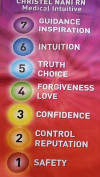 christel nani 5th chakra healing webinar 2/1, Hard to speak your truth and thus losing power and creating chaos in your personal interactions? Learn how to easily stay in integrity without fear of confrontation.