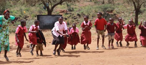 christel nani hokey-pokey dance made us all laugh