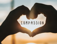 christel nani webinar 1/11-compassion begets kindness. Navigate your world with kindness for yourself and others.