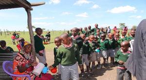 June 20-27 Kenya safari and school lunch program